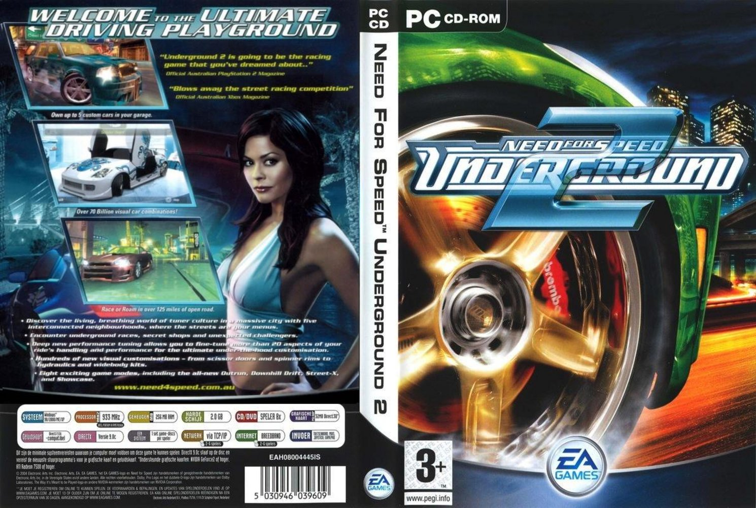 Need For Speed Underground 2 Full Portable 4 Links